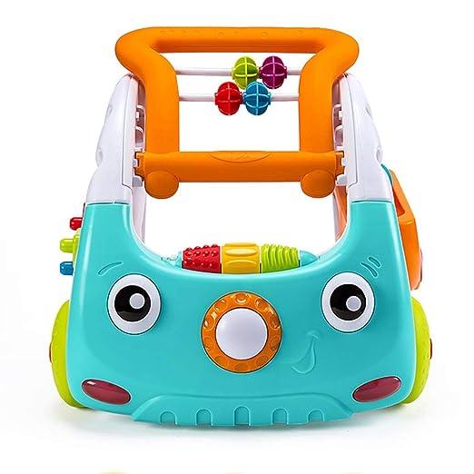 Axdwfd Andador Baby Walker, Cute Stroller Toy Baby Child Rollover ...