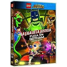 Lego : La Liga De La Justicia - Fuga En Gotham- Lego DC Justice League: Gotham City Breakout