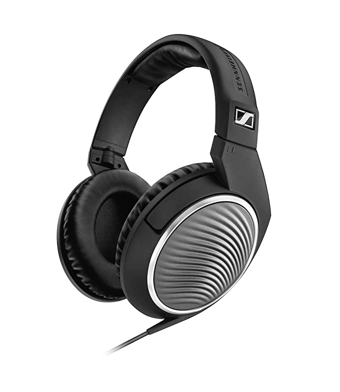 Sennheiser HD 471i Headset with Inline Mic and 3 Button Control Over Ear