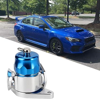 Dual Blow Off Kit Auto Dual Port Blow Off Ventil Kit Passend f/ür Subaru WRX STI FORESTER XT