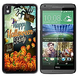 Dragon Case - FOR HTC DESIRE 816 - Tell me you are mine - Caja protectora de pl??stico duro de la cubierta Dise?¡Ào Slim Fit