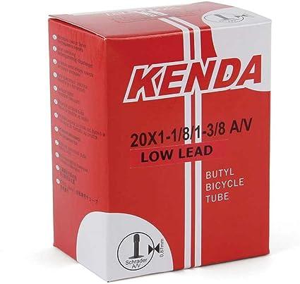 """PRESTA BICYCLE BIKE TUBE  20/"""" x 1 1//8/"""" KENDA PRESTA VALVE NEW"""
