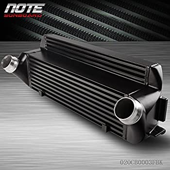 Amazon com: Bolt On Front Mount Performance Intercooler Kit For Bmw