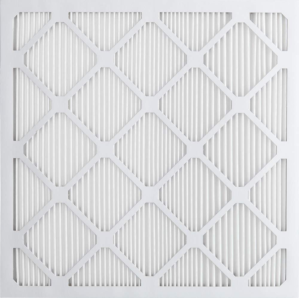 Nordic Pure 25x25x1 MERV 13 Tru Mini Pleat AC Furnace Air Filters 3 Pack