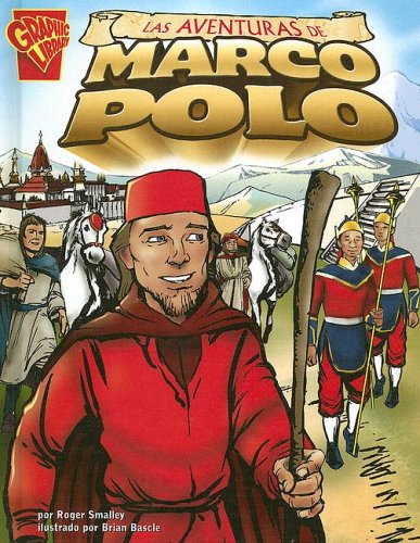 Las Aventuras de Marco Polo Graphic History Graphic Novels Spanish ...