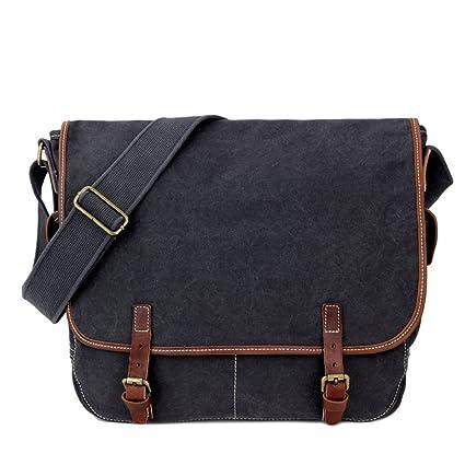 6fdc0e5e7 Casual Satchel Working Bag Bookbag Multi Pockets Leather Body Shoulder Bag  Messenger Handbag Leisure Satchel Purse