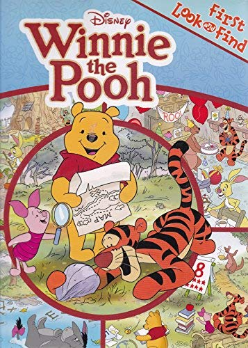 First Look and Find Disney Winnie the Pooh ebook