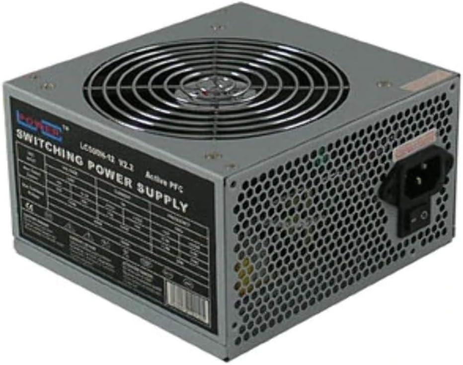 Lc Power Lc500h 12 Netzteil Computer Zubehör