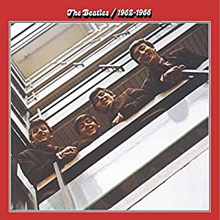 1962-1966 RED (2LP Vinyl) by The Beatles (B00OGPK5FA) | Amazon Products