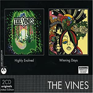 The Vines Highly Evolved Winning Days Amazon Com Music
