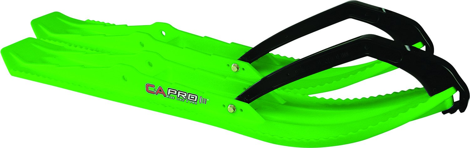 C&A Pro Boondock Extreme BX Skis - Green 399-7738 by C&A