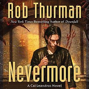 Nevermore Audiobook