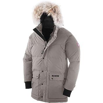 Canada Goose Emory Parka - Men s Limestone Medium  Amazon.ca  Sports    Outdoors 5369809e3ebd