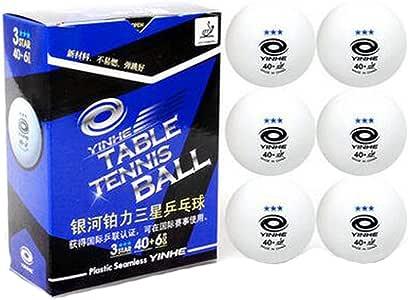 Jiansheng Pelotas de Tenis de Mesa, Nuevo Juego de Entrenamiento ...