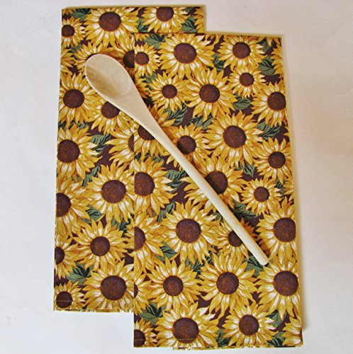 - Sunflower Decorative Tea Towels (Set of 2)