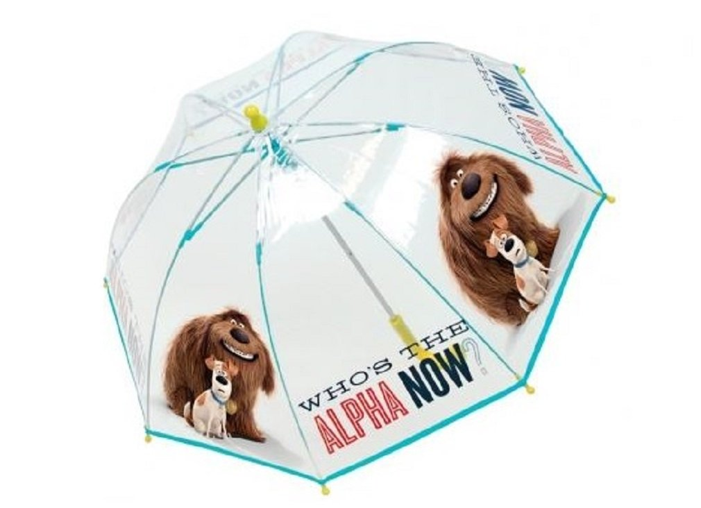 Paraguas de la película Mascotas.