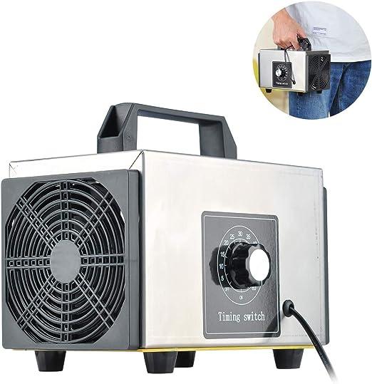 Lychee Generador de ozono Comercial Profesional,10,000mg/h 220V ...