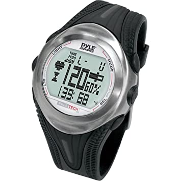 Pyle PPDM1 monitor de ritmo cardiaco - Monitor de ritmo cardíaco (10 ...