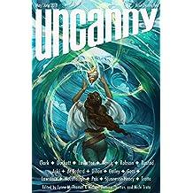 Uncanny Magazine Issue 22: May/June 2018