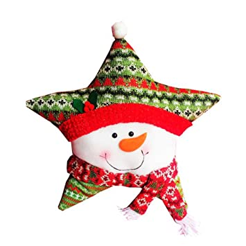 Amazon.com: RAINIE Love decorations-cute forma de estrella ...