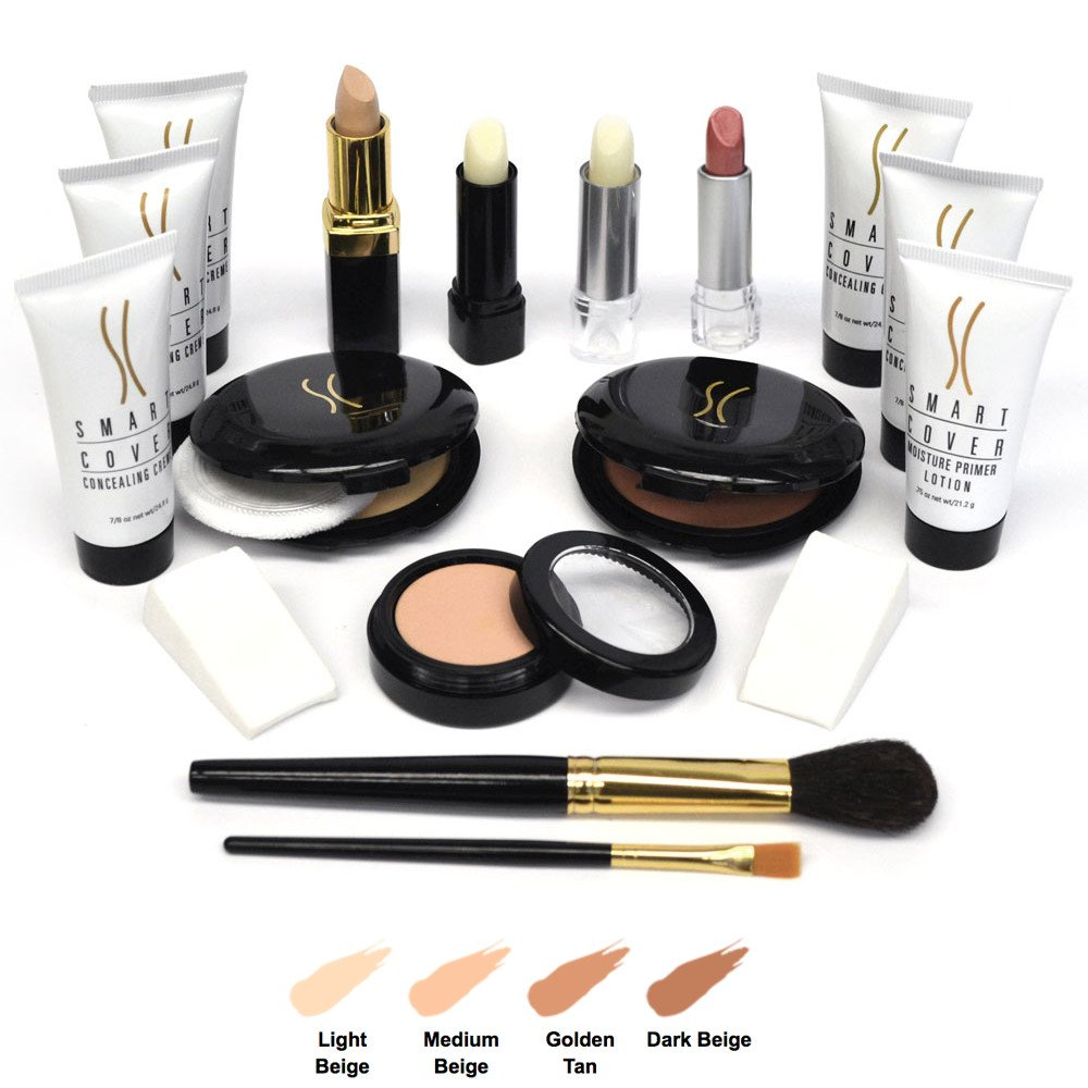 Hollywood Makeup Artist Kit (Light)