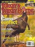 Turkey & Turkey Hunt, Fall 2008 Issue
