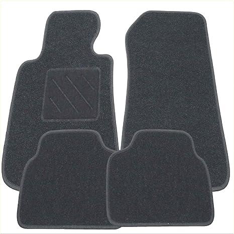 Velours Fußmatten Set für CHEVROLET KALOS DAEWOO 4teilig Matten Autoteppiche
