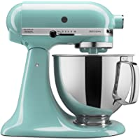 KitchenAid KSM150PSAQ Stand Mixer with Pouring Shield(Aqua Sky)