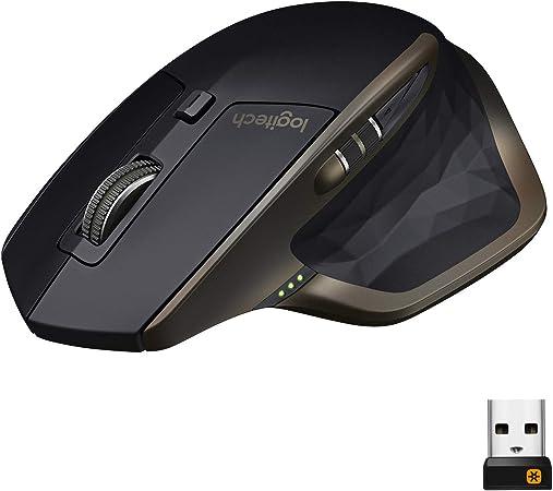 Logitech MX Master Wireless Mouse, Amazon Exclusive: Amazon.de: Computers & Accessories