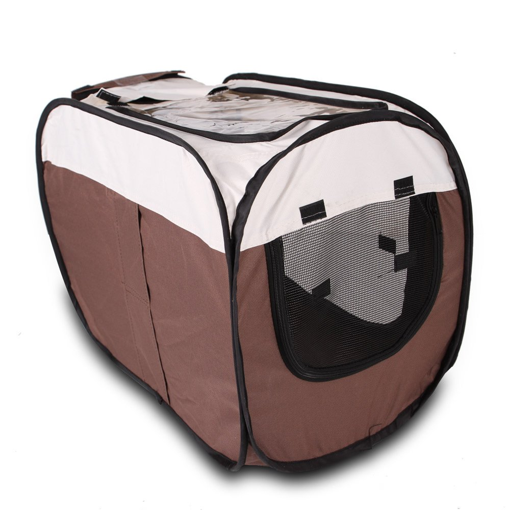 DMMASH Mascota Portátil Plegable Cercado para Bebé Perro Secadora De Cabello Caja De Secado del Baño Artefacto Plegable Caja De Secado De Mascotas: ...