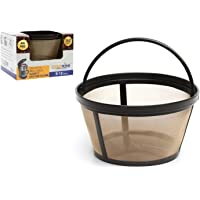 GOLDTONE - Filtro de café reutilizable de 8 a 12 tazas para cafeteras Mr. Coffee Makers y Brewers, sin BPA