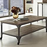 Aquitaine Coffee Table 17.99''H x47.95''Wx24.02''D Target ikea foosball restaurant poker pingpong game