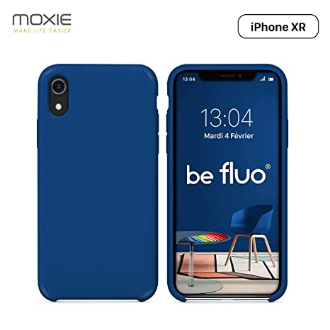 coque silicone fine iphone xr