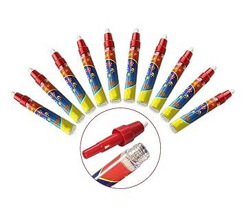 BENGO Agua Dibujo Pintura Pack de 10 bolígrafos para Pizarra ...