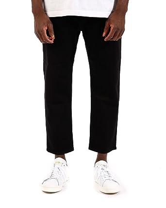 8dfc7629b4 Cheap Monday Men s Slim Fit Jeans (Slim) in law Deep Black