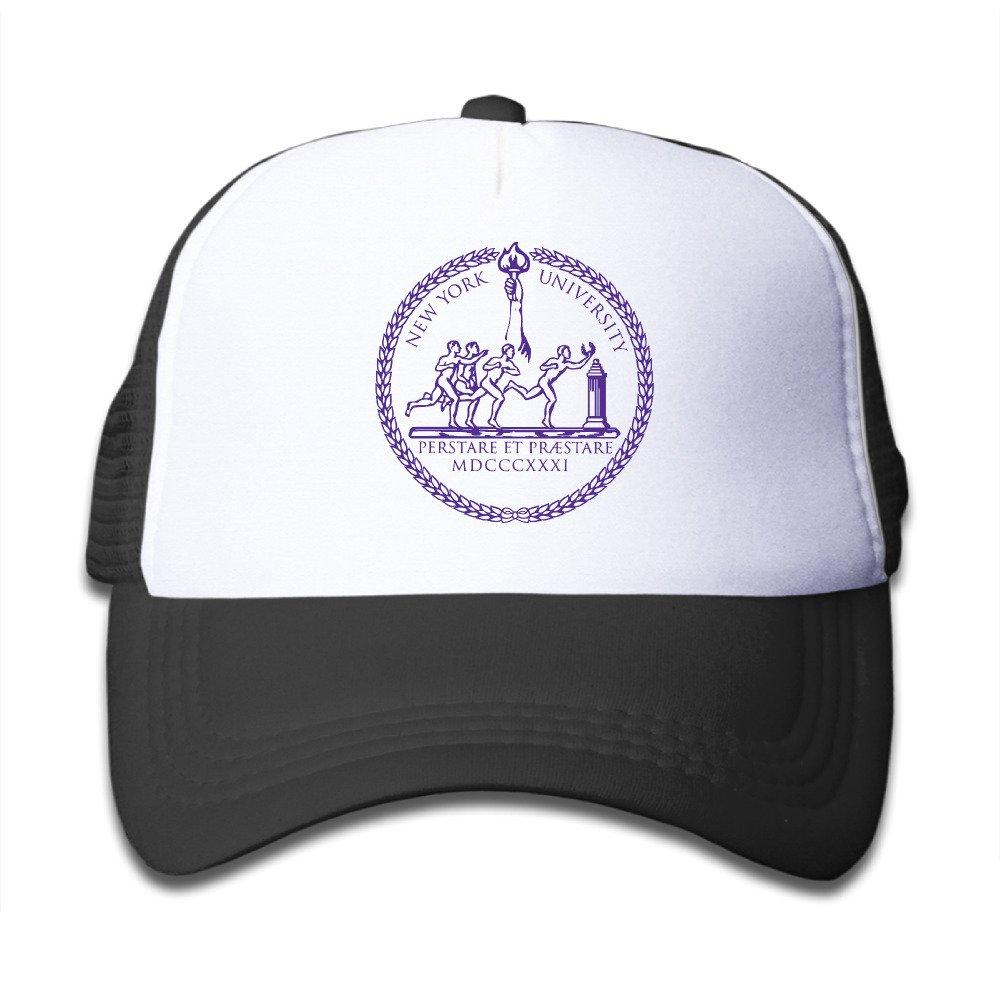 Kid's Hats New York University Violets Bobcat Logo NYU Sun