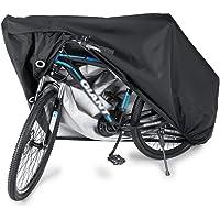 غطاء دراجة مقاوم للماء شديد التحمل من أكسفورد غطاء دراجة بخياطة مزدوجة ودرزات محكمة الغلق بالحرارة، حماية من غبار المطر…
