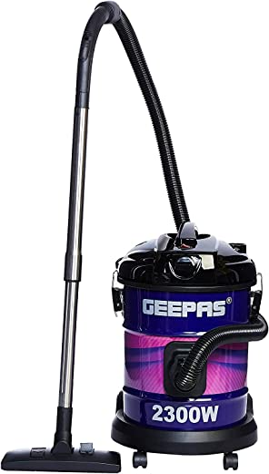 Geepas Drum Vacuum Cleaner GVC2598
