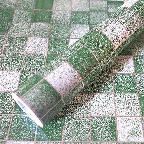 5 opinioni per Bluelover Cucina 45X500Cm Mosaico Impermeabile Wall Sticker Autoadesivo Di