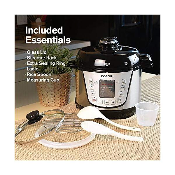 COSORI C3120-PC Pressure cooker, 2Quart 2
