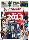 L'Equipe : Le livre de l'année 2013 par Jouhaud