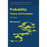 Probability (Theory and Examples)