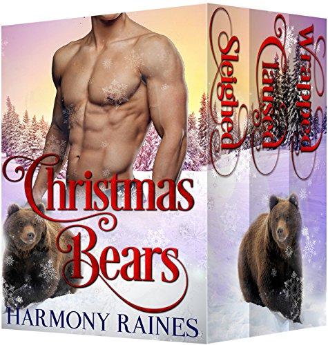 Christmas Bears: BBW Holiday Bear Shifter Paranormal Romance cover