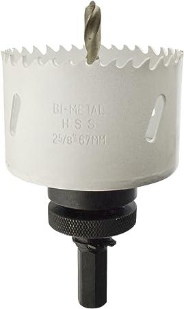 19mm HSS Hole Saw Bi-Metal Blade Cutter Drill Cuts Steel Iron etc.