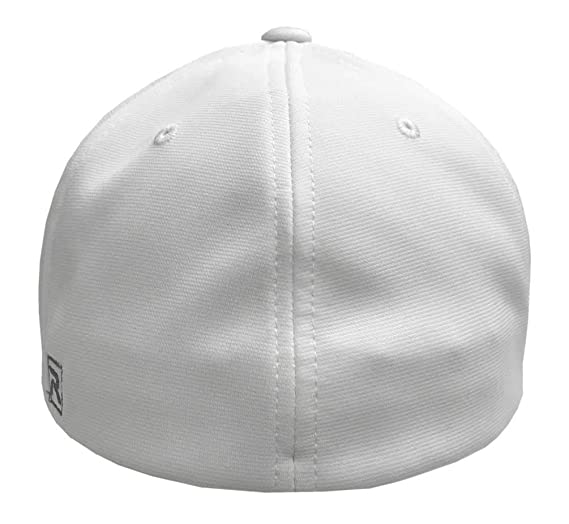 d5541147d00 Amazon.com  Richardson PTS20 White Red Lace R-Flex Visor Baseball Fitted Hat   Sports   Outdoors