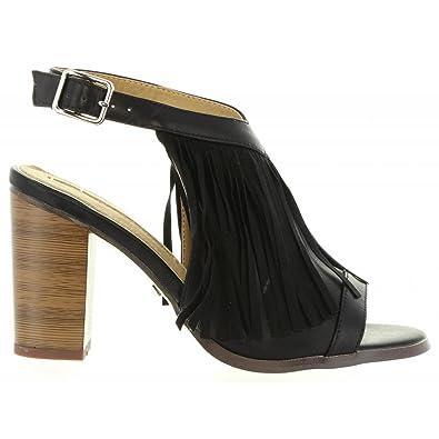 Maria Mare 66105 Negro - Chaussures Escarpins Femme