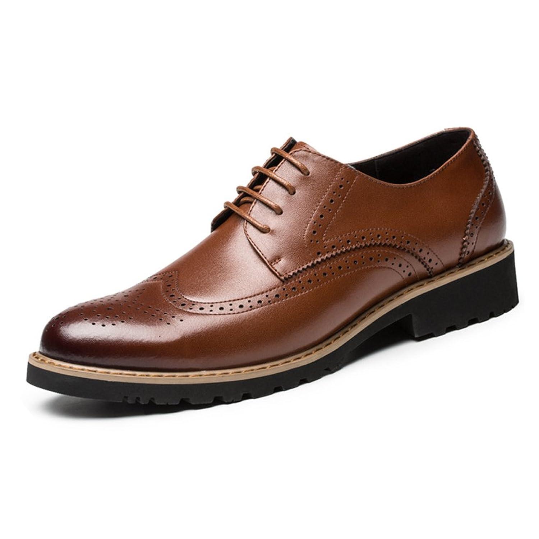 TIANSIO(テンシオ) メンズ 靴 ブローグ ビジネス