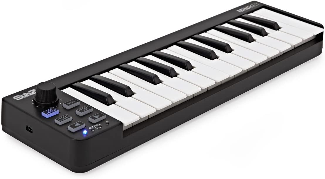 SubZero MINI Series Pack de 3 Controleurs MIDI