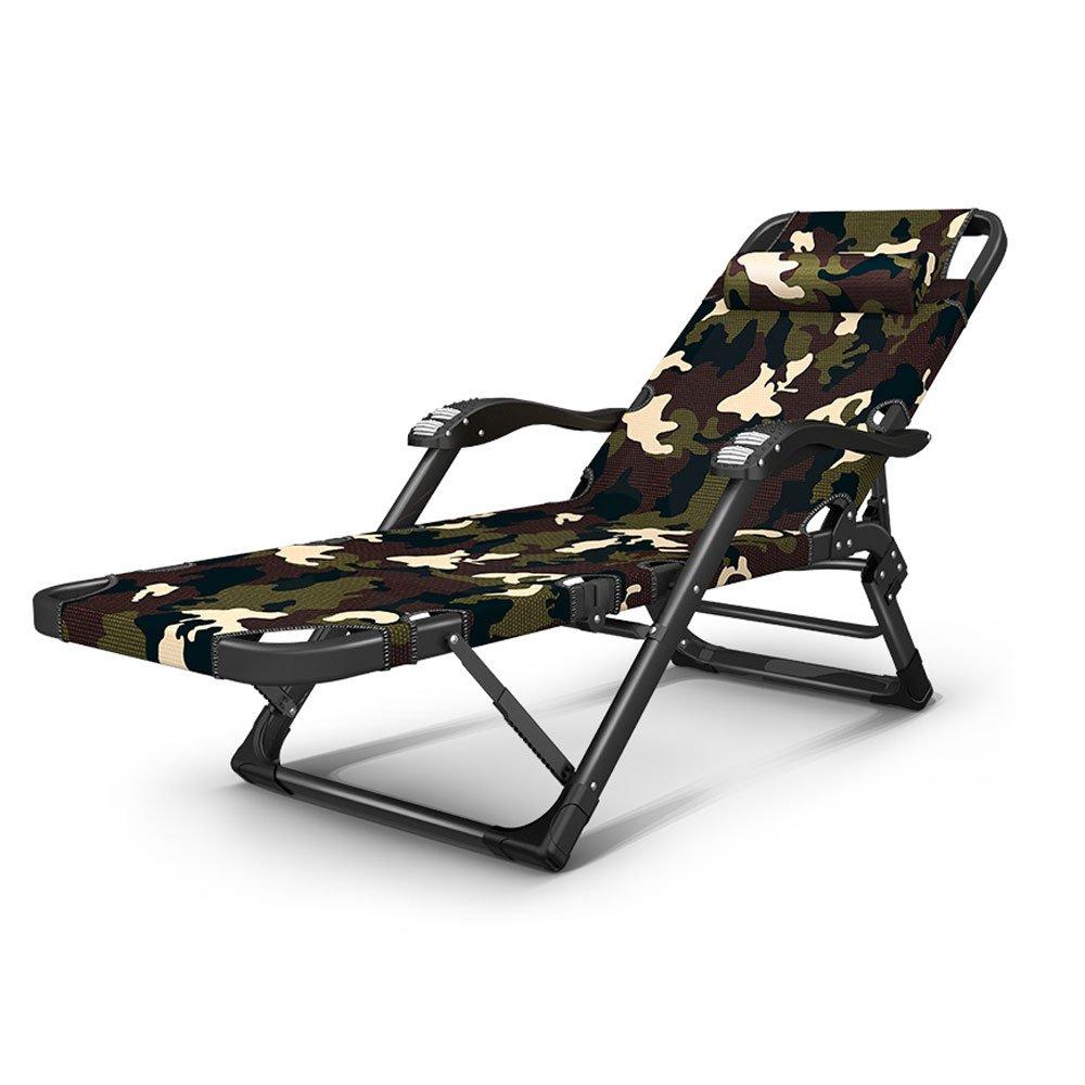 Jiaqi Klappstuhl, Lounge Chair, Liegestuhl, Einstellbare Schwerkraft Stühle, Stuhl
