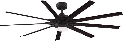 Fanimation MAD8152DZW Odyn Custom Ceiling Fan